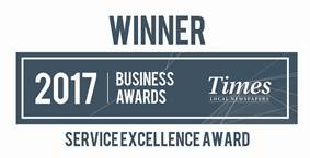 Times Business Awards Winner 2017